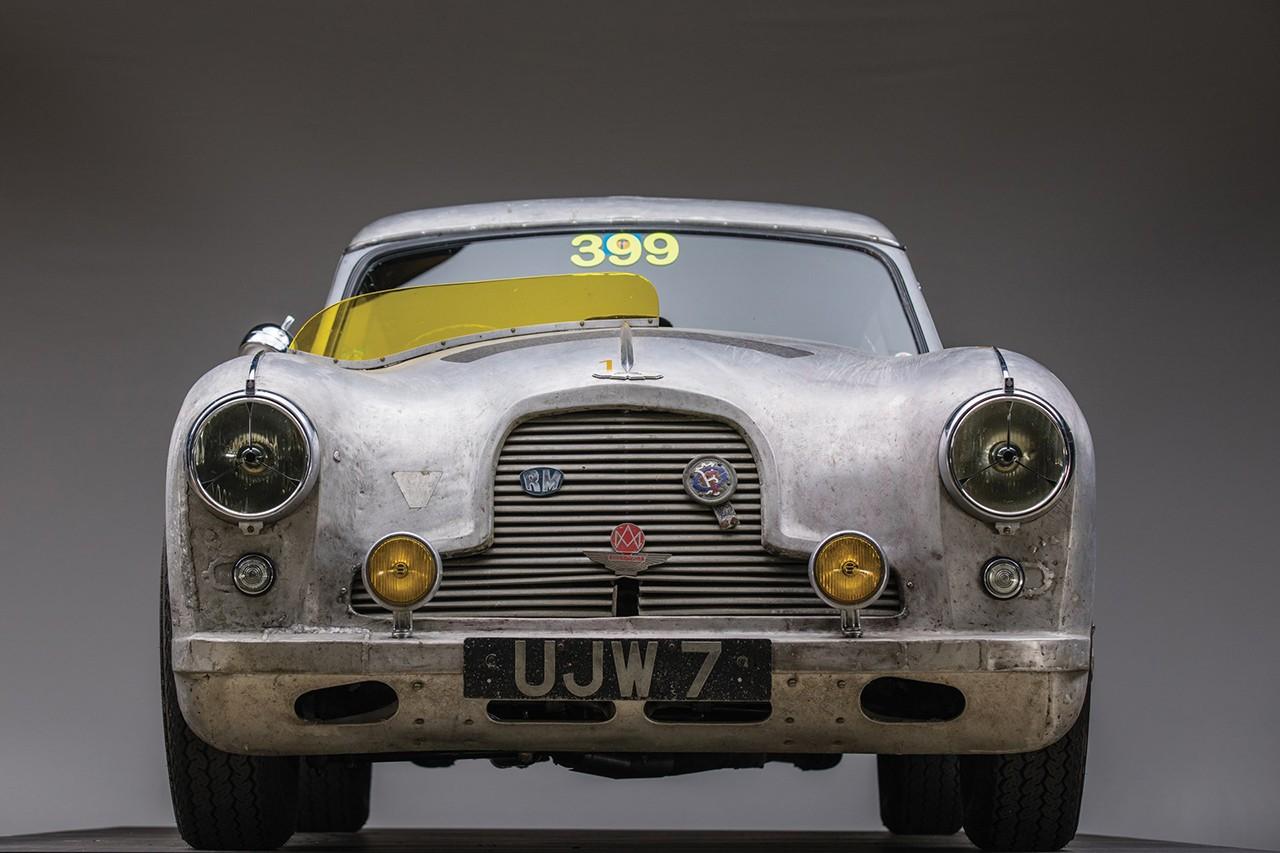 Aston Martin DB2 / 4 Mk II