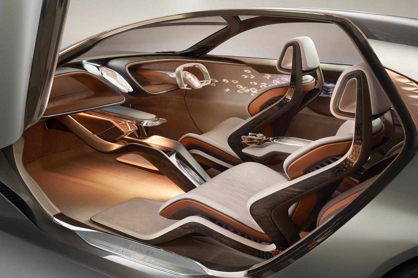 Electric EXP 100 GT Concept