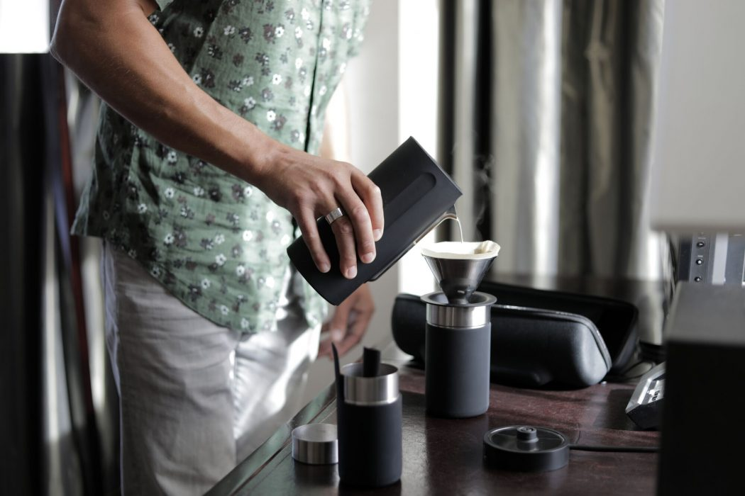 Pakt Travel Coffee Kit