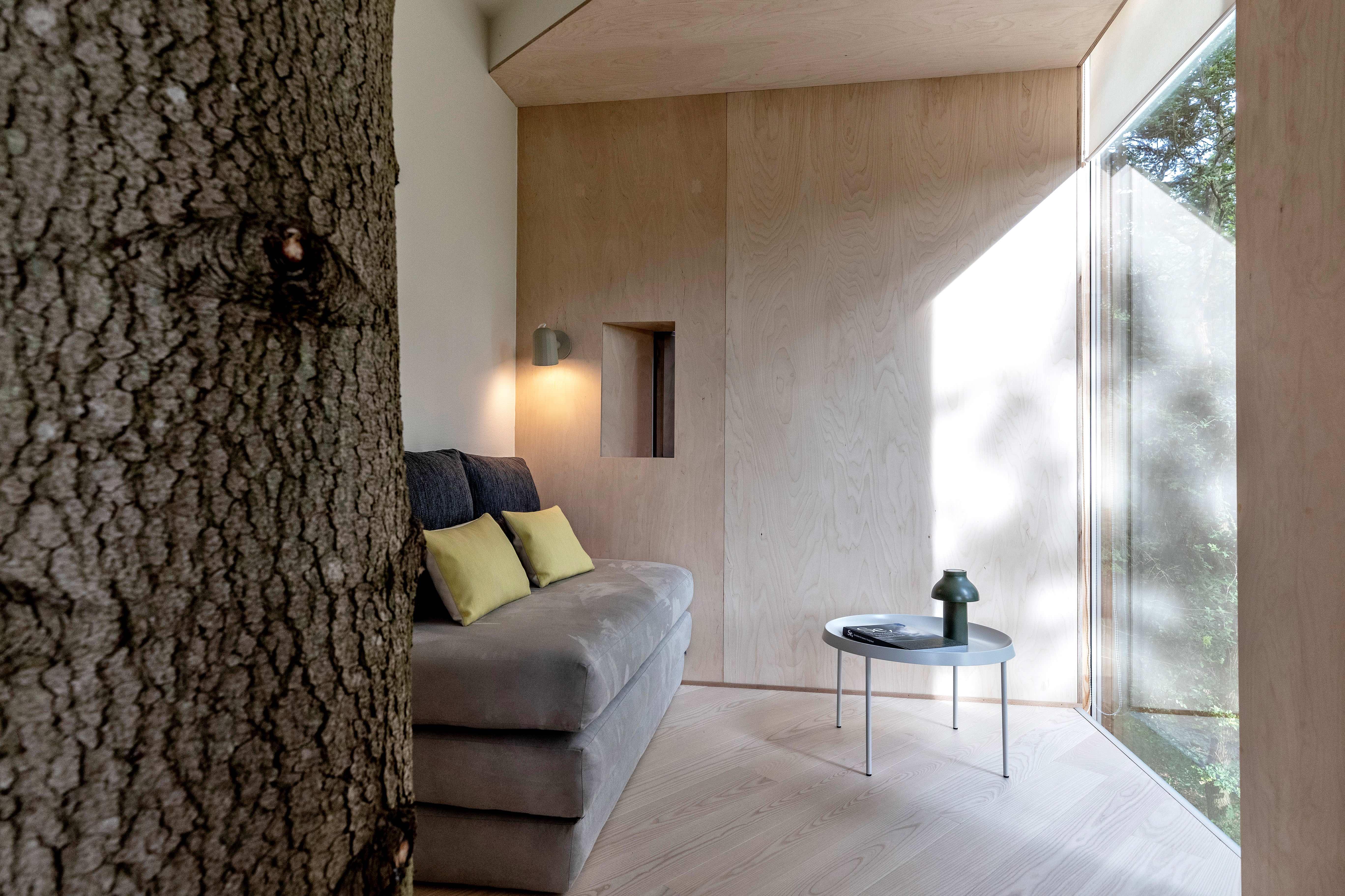 Lovtag Treetop Hotel