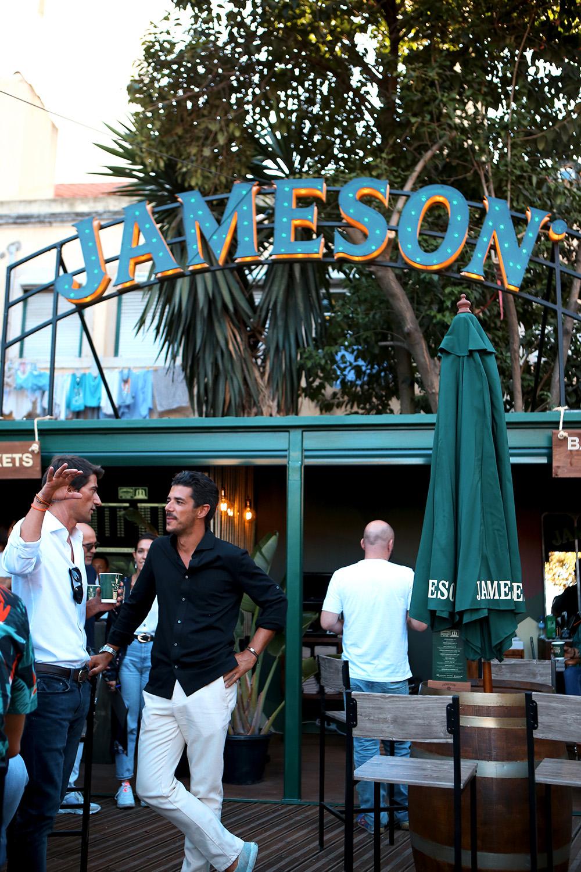 #JamesonOnTour