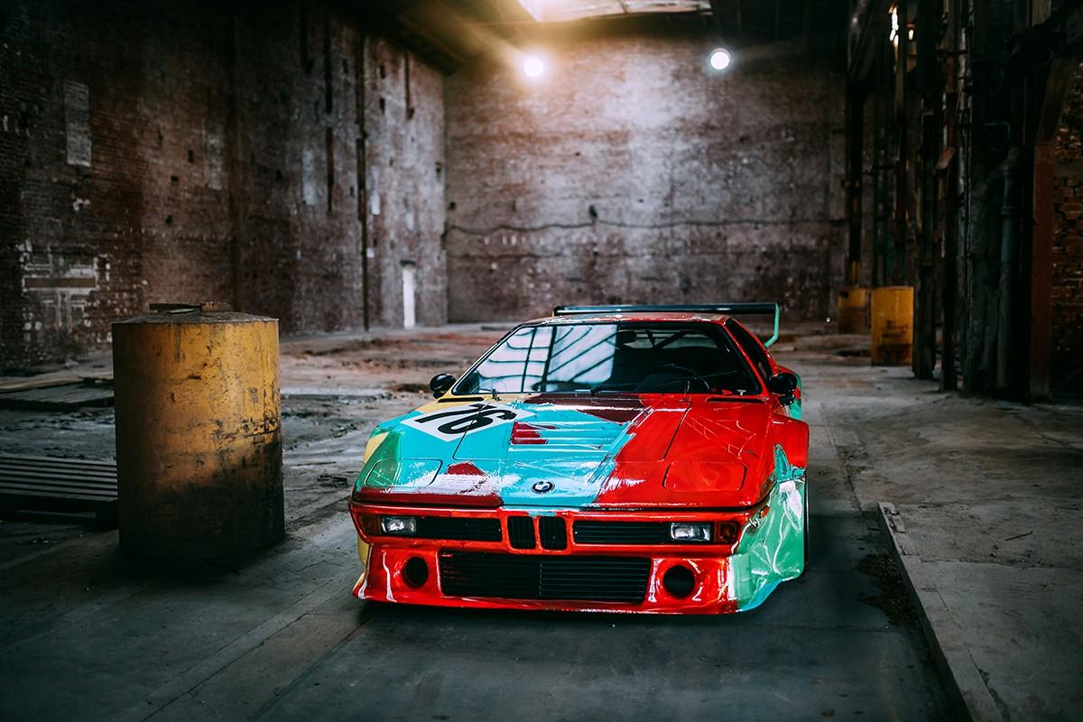 M1 de Andy Warhol