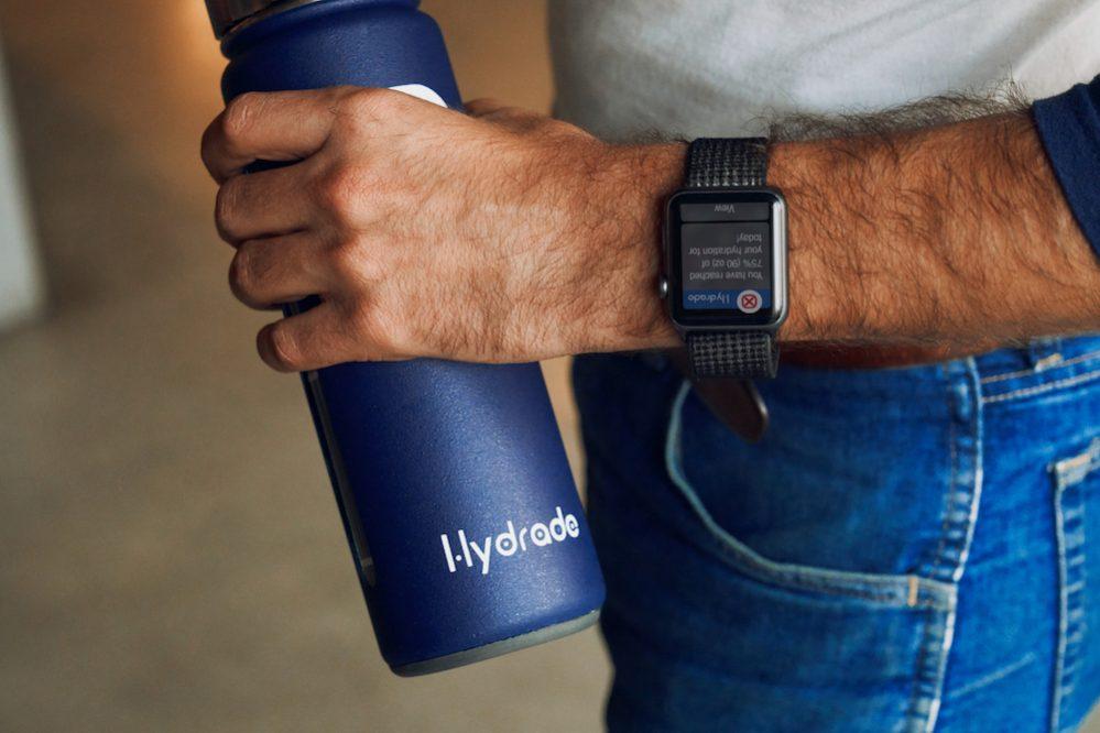 Hydrade Solar Powered Smart