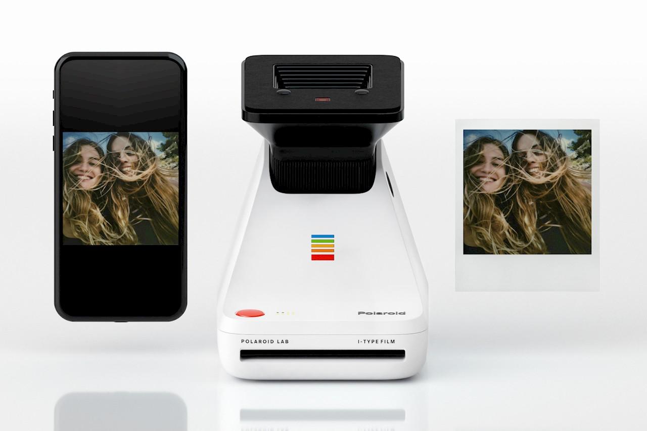 Polaroid Originals' Lab