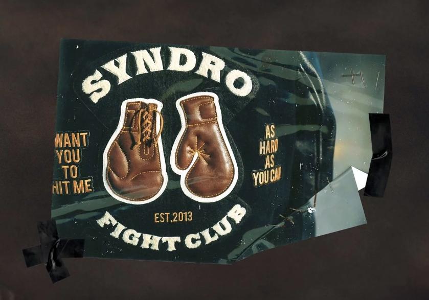 SYNDRO lança nova coleção inspirada em 'Fight Club'
