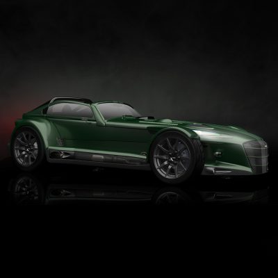 DONKERVOORT D8 GTO-JD70 SPORTS CAR
