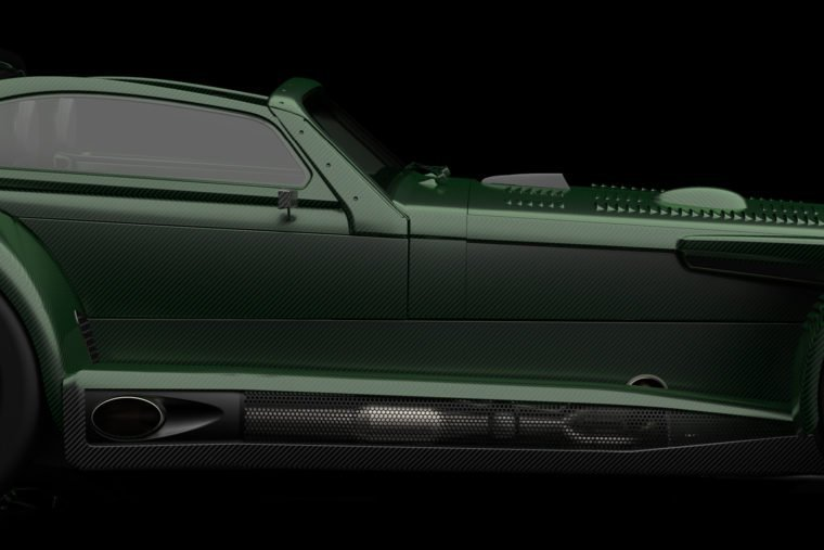 DONKERVOORT D8 GTO-JD70 SPORTS CAR