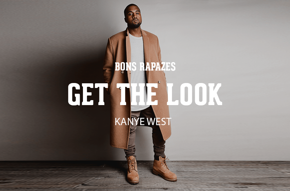 Get The Look | Kanye West