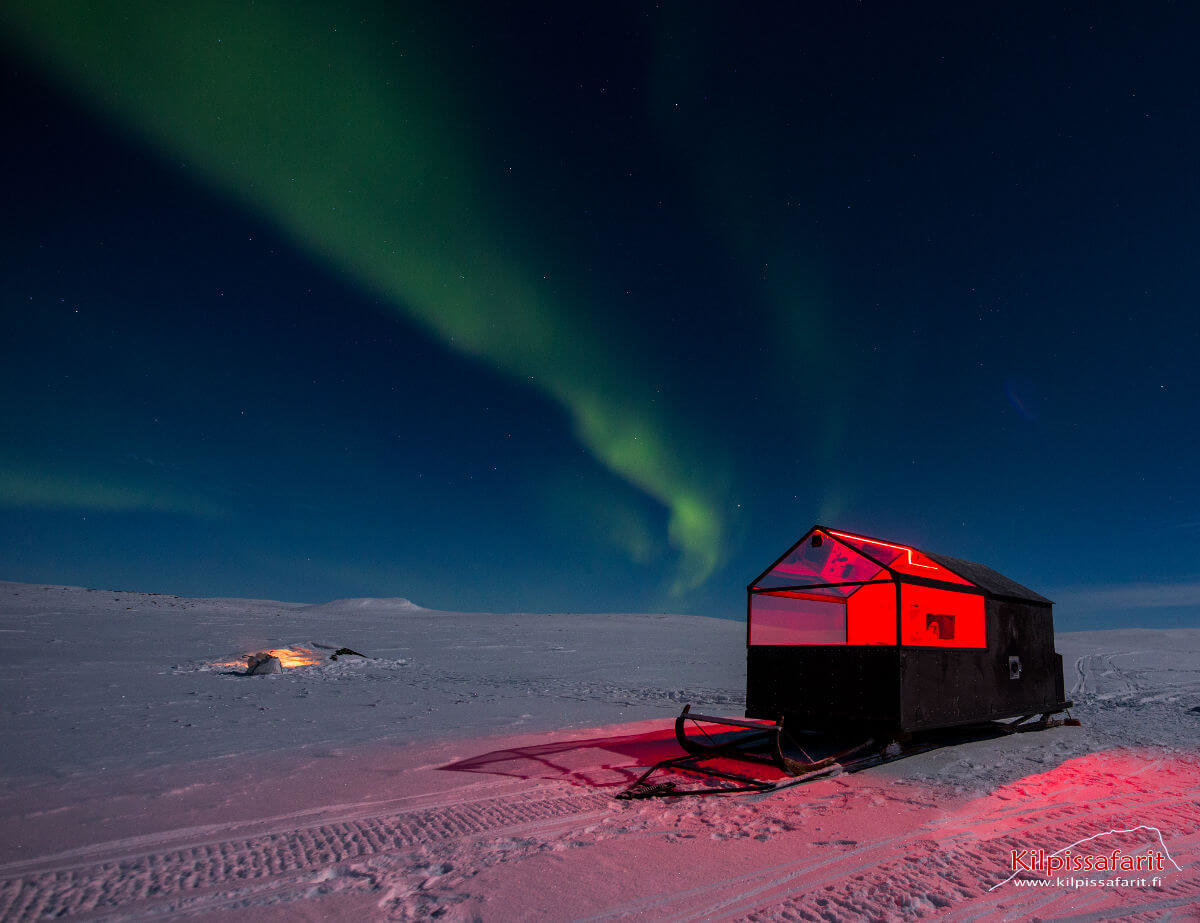 Northern Lights Wilderness Camp