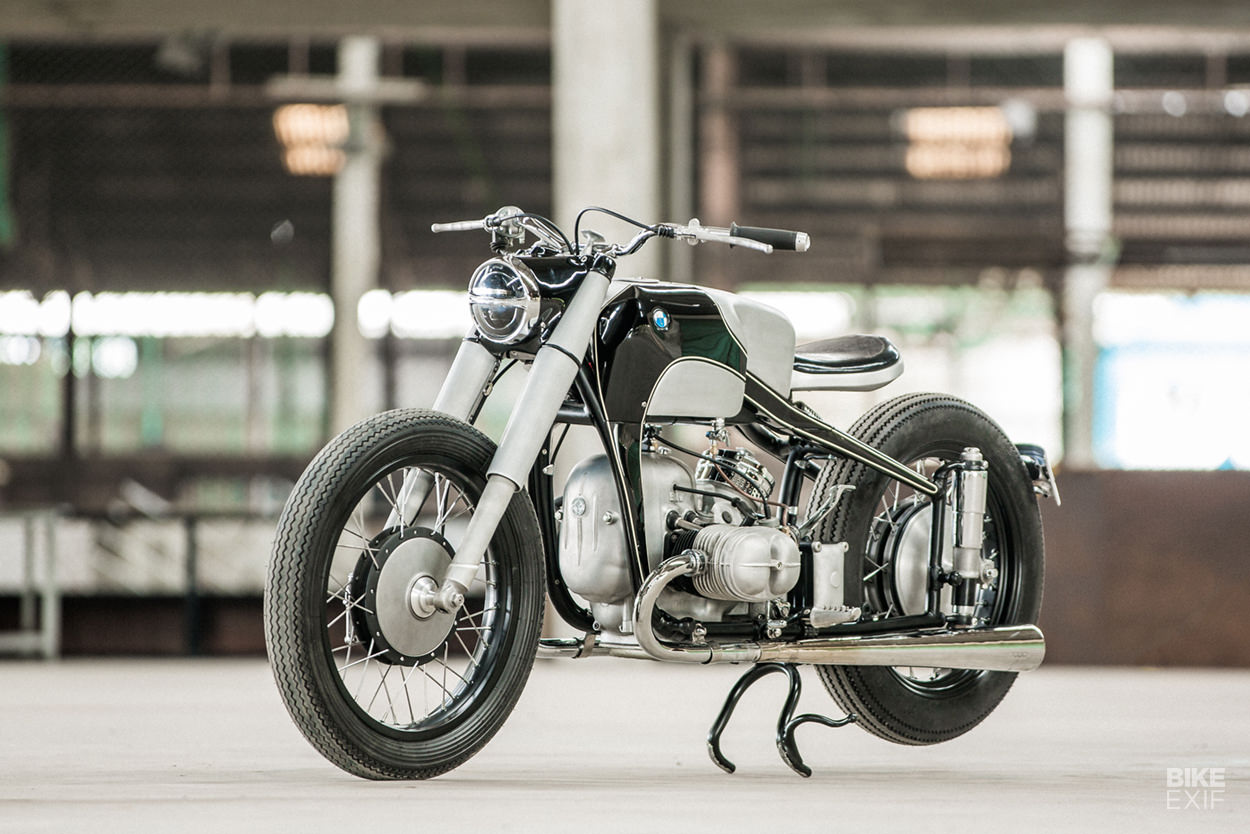 Thrive 1951 Bmw R51 Restomod