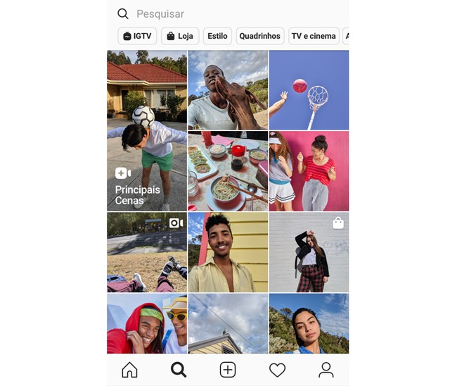 Instagram testa novo feature de música para as stories