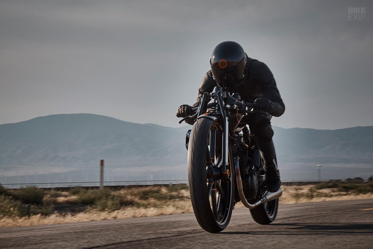 Niki Smart Honda Xl500 Motorbike