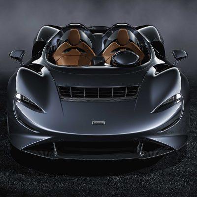 McLaren lança Elva Roadster descapotável