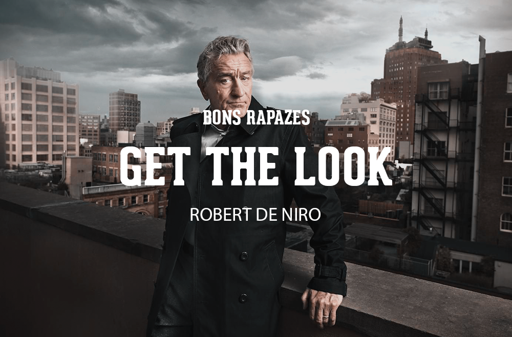 Robert De Niro - get the look