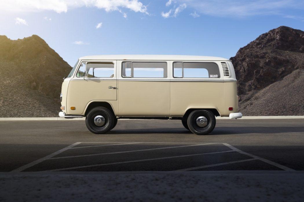 Pão De Forma Volkswagen X EV West Elétrica