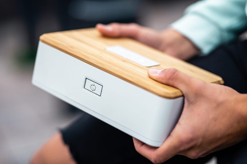 HeatBox Self Heating Lunchbox