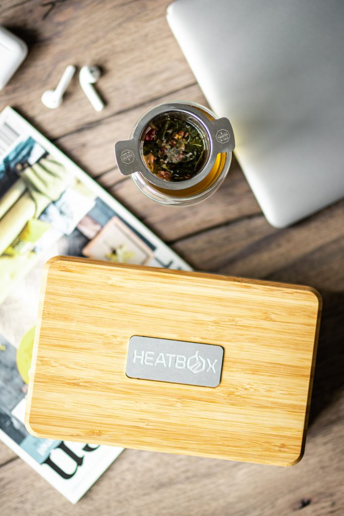 HeatBox Self Heating Lunchbox