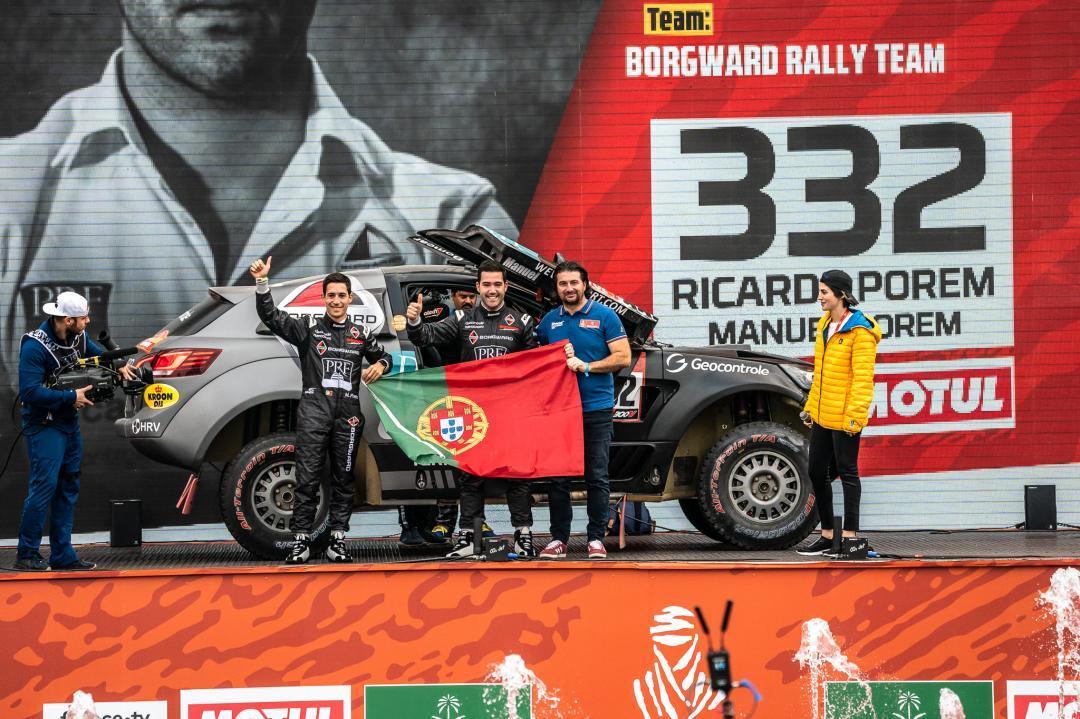 Pilotos Portugal Rally Dakar 2020 - #DAKAR2020