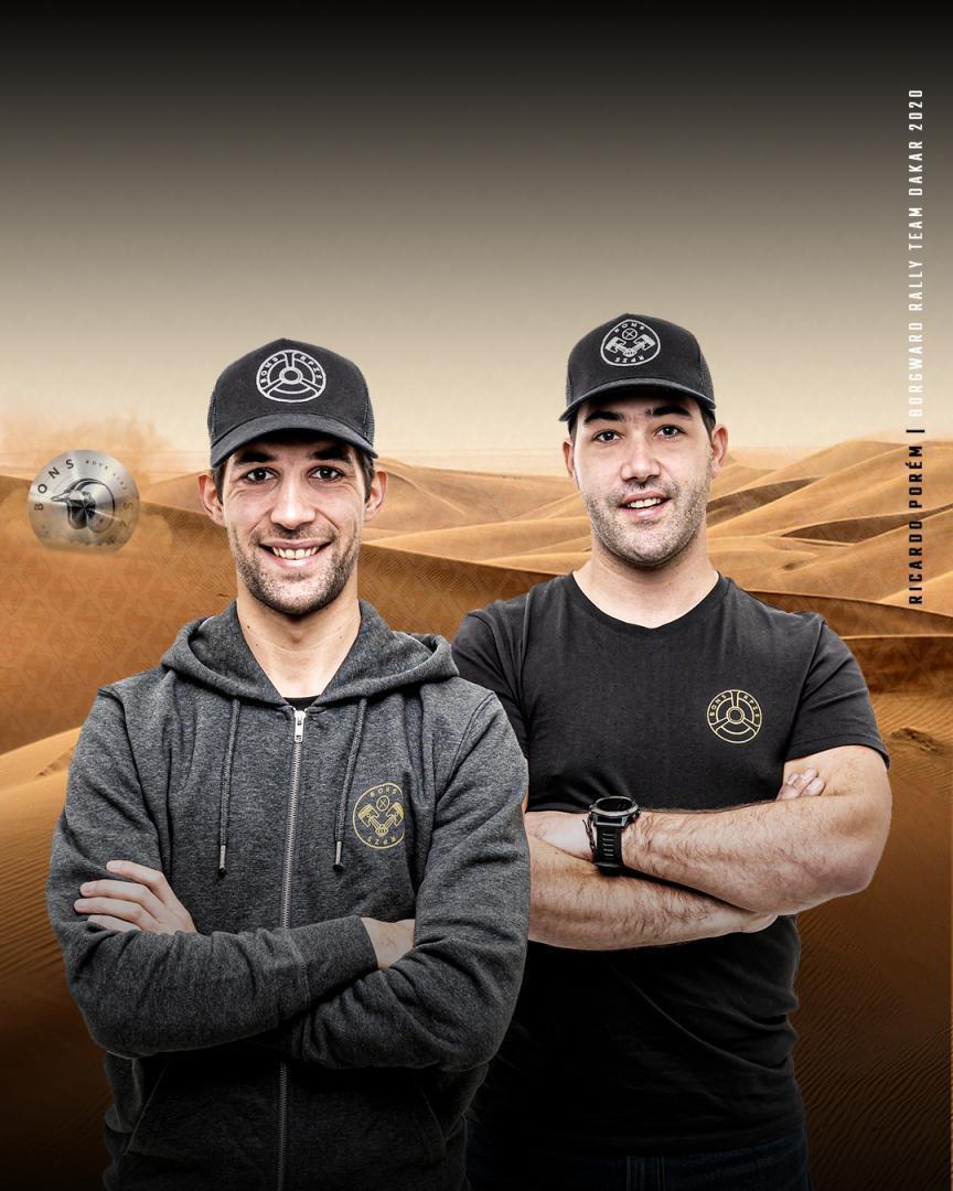 Rally Dakar 2020 - #DAKAR2020