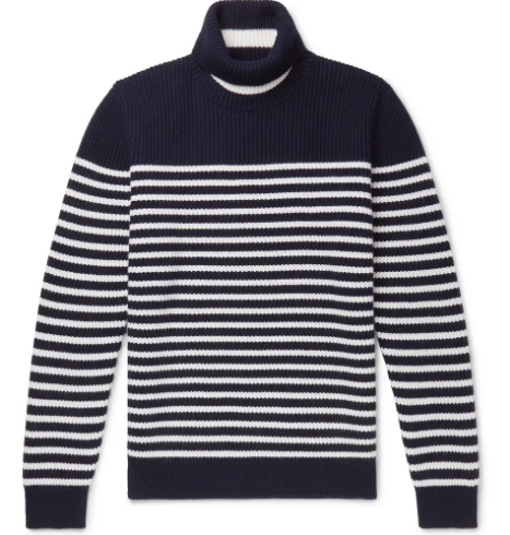Get The Look | Choi Woo-shik - sweater