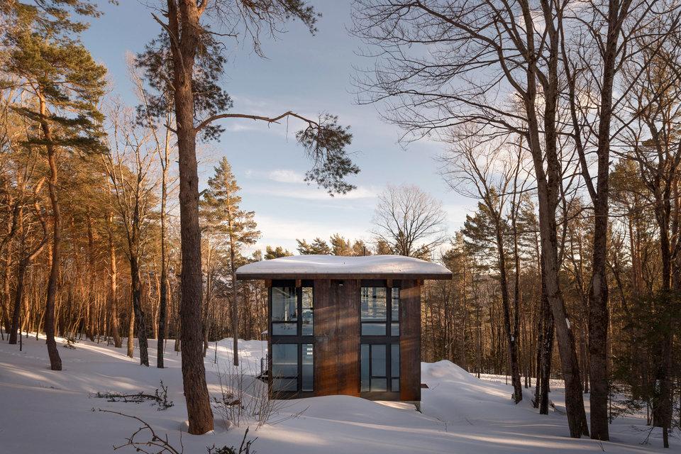 Escape de Fim de semana   Vermont Cabin