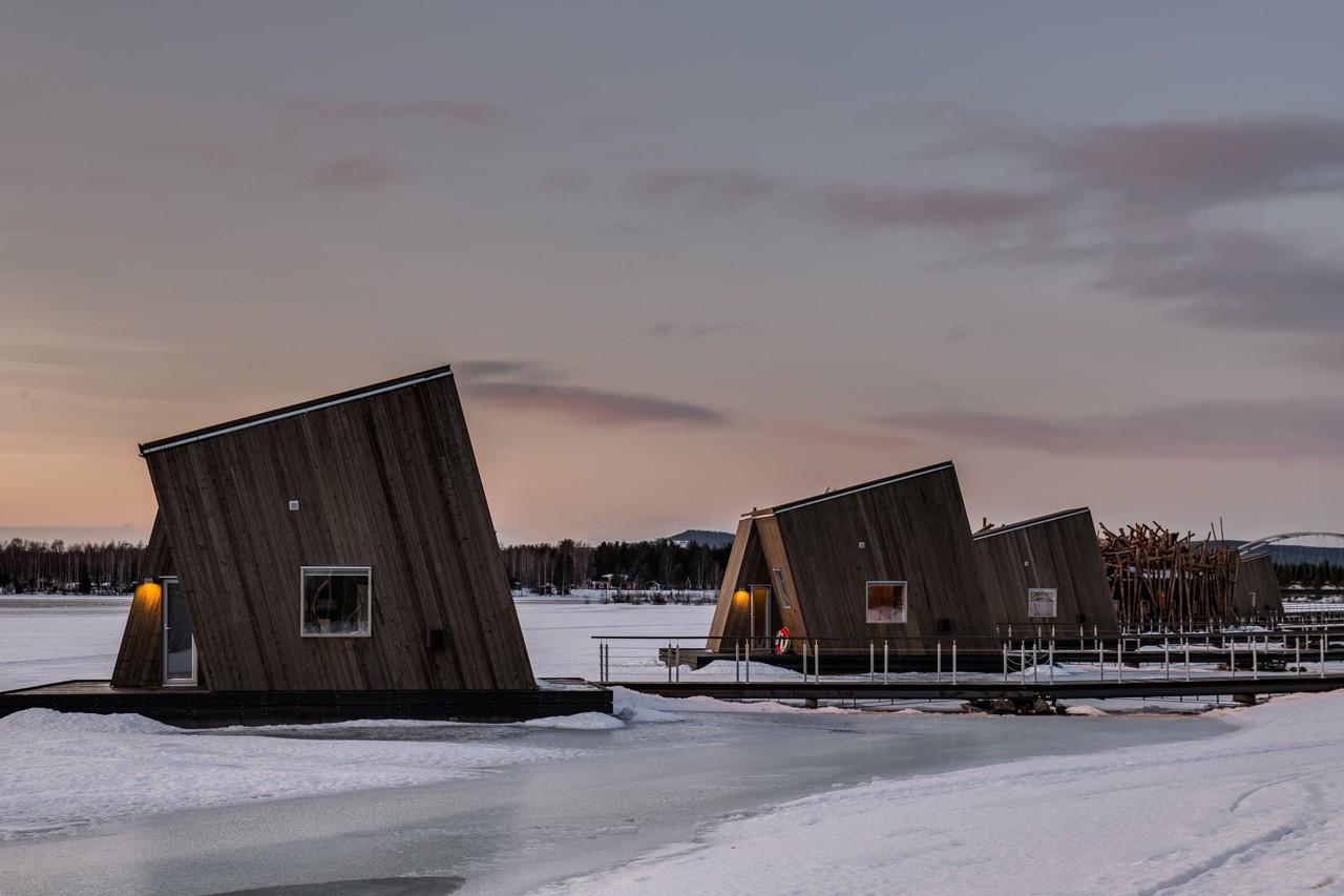 Escape de fim de semana | Arctic Bath