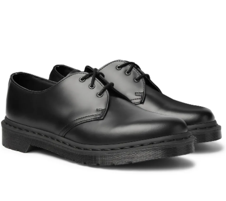 Get The Look   Choi Woo-shik - sapatos