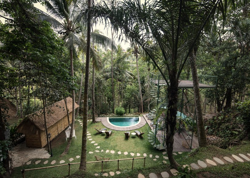 Treehouse Lift hotel