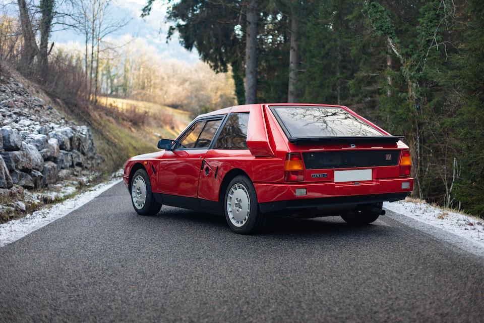 Lancia Delta S4 Stradale 1988