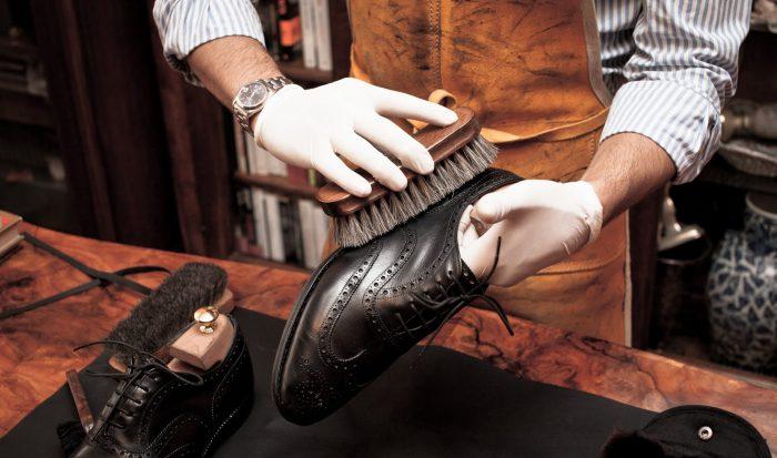 Será que sabem engraxar os vossos sapatos?