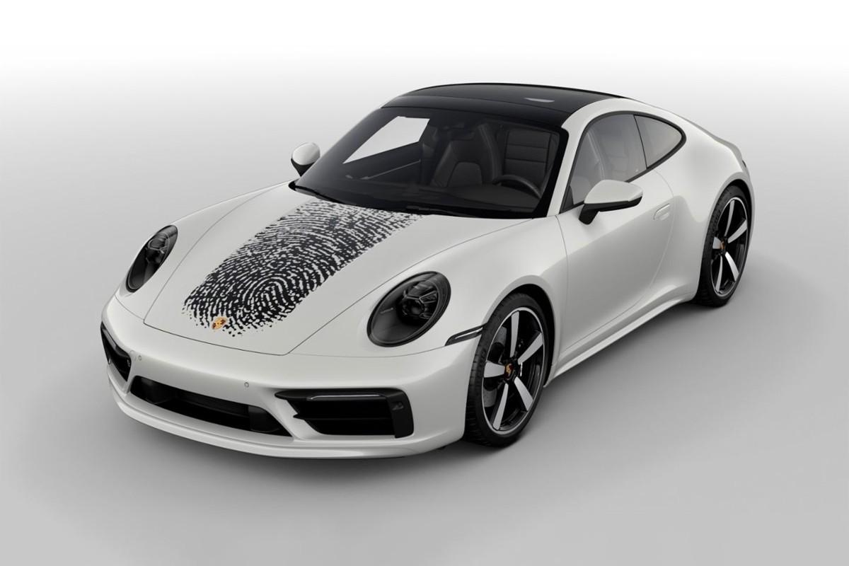 Porsche está a customizar carros