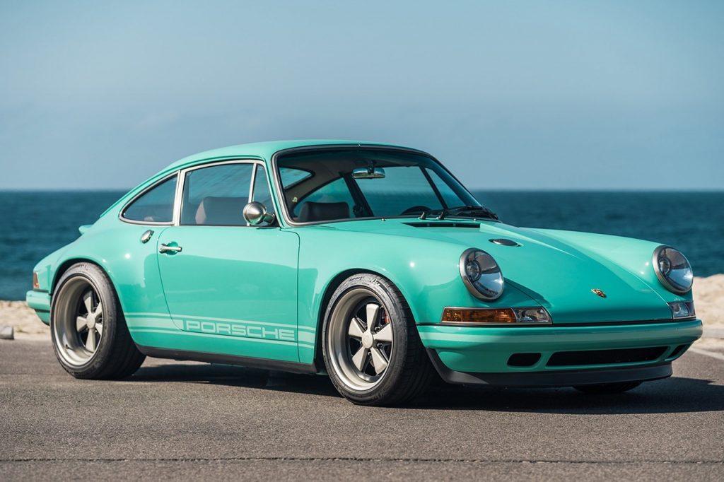 "Porsche 911 ""Malibu"""