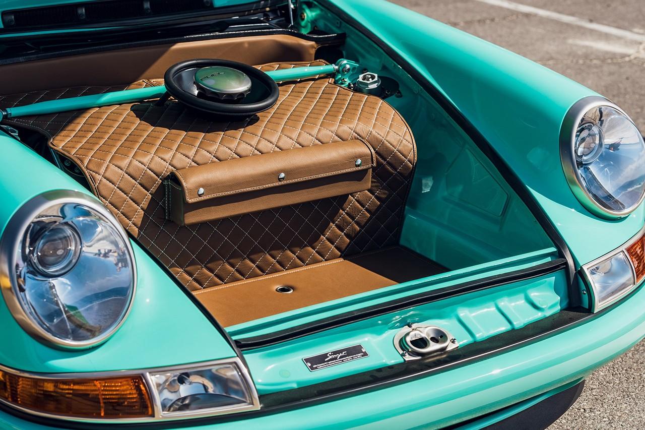 Porsche 911 Malibu Da Singer Vehicle Design Bons Rapazes