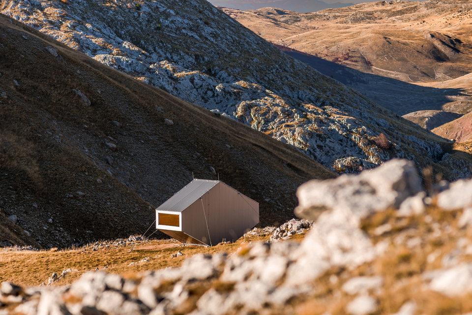 Bivouac Zoran Simic Cabin