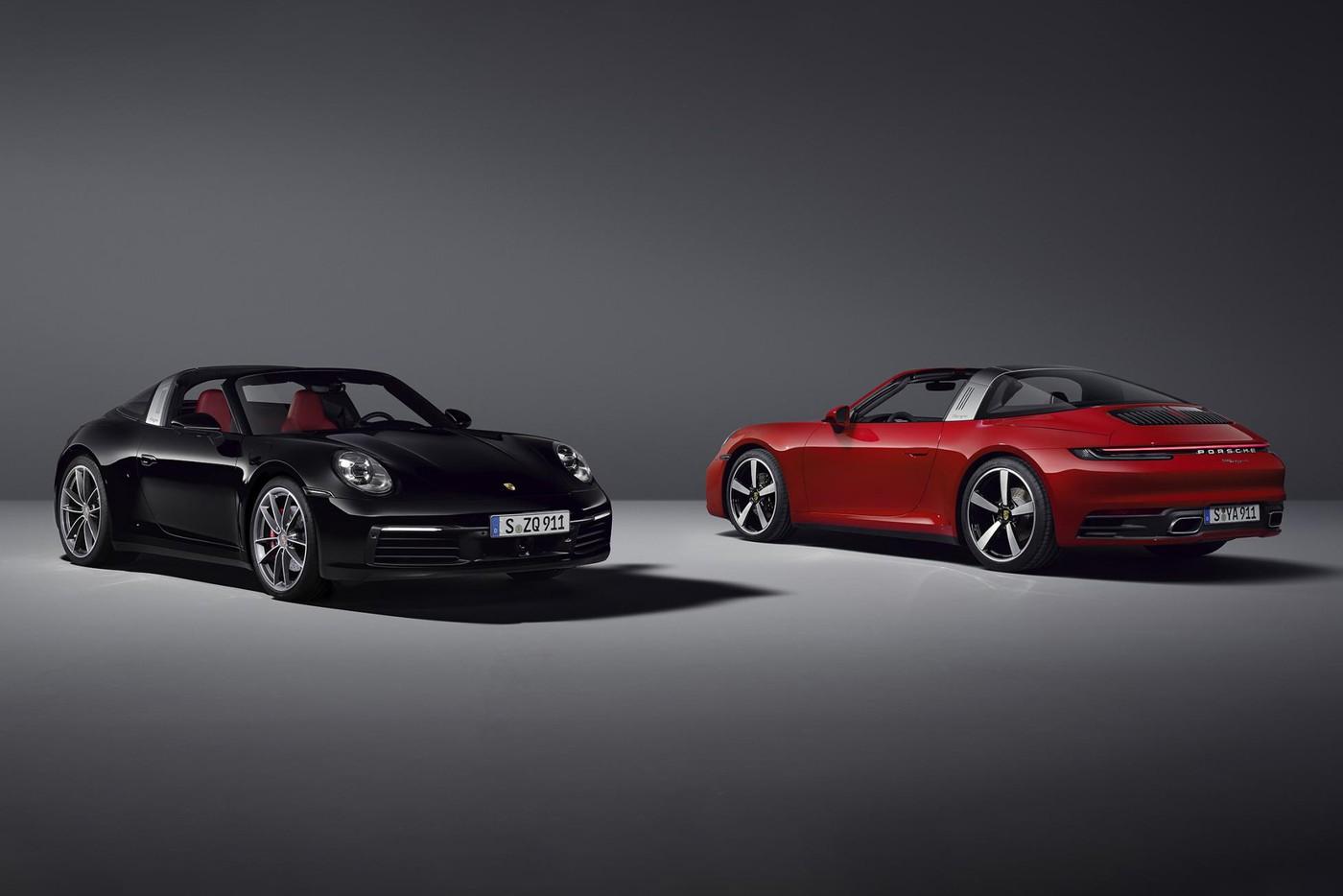 Targa 911 4 e 4S