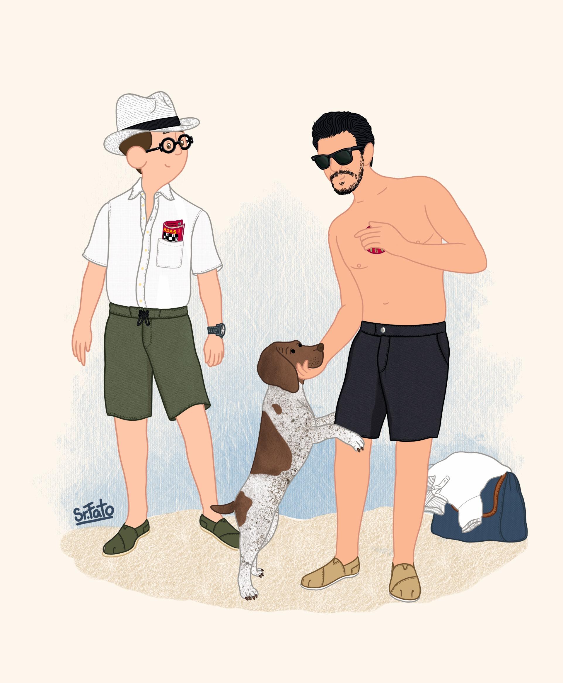5 dicas para ter estilo na Praia