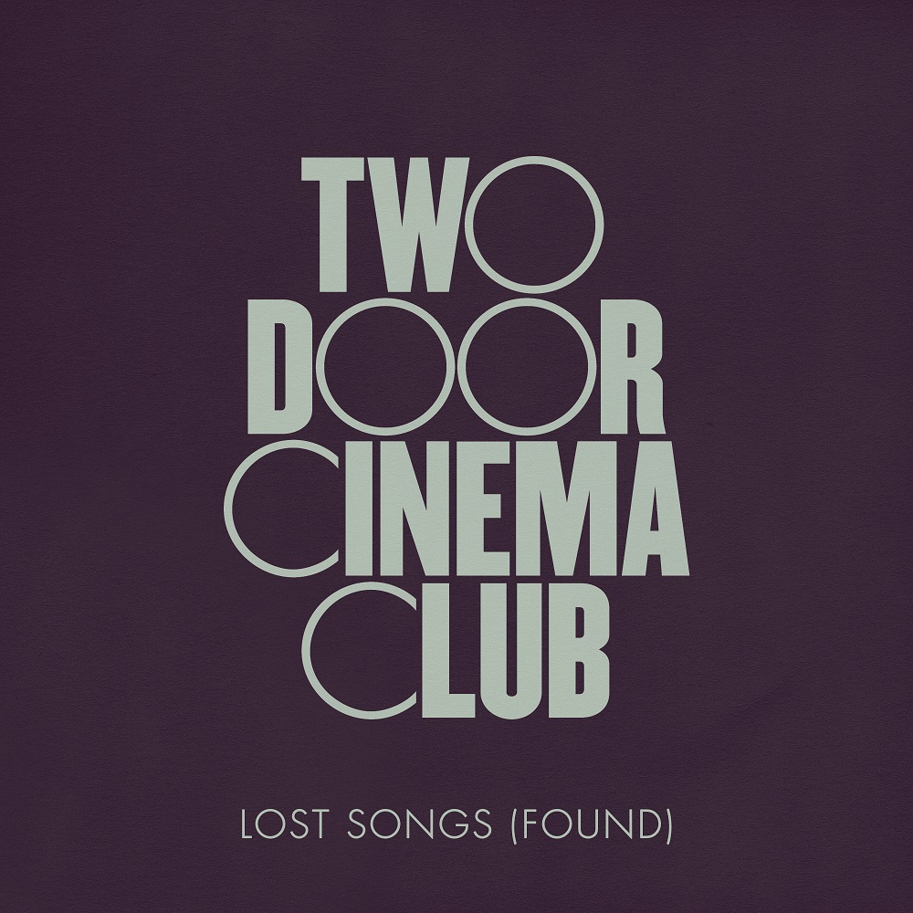 Two door Cinema club lançam EP