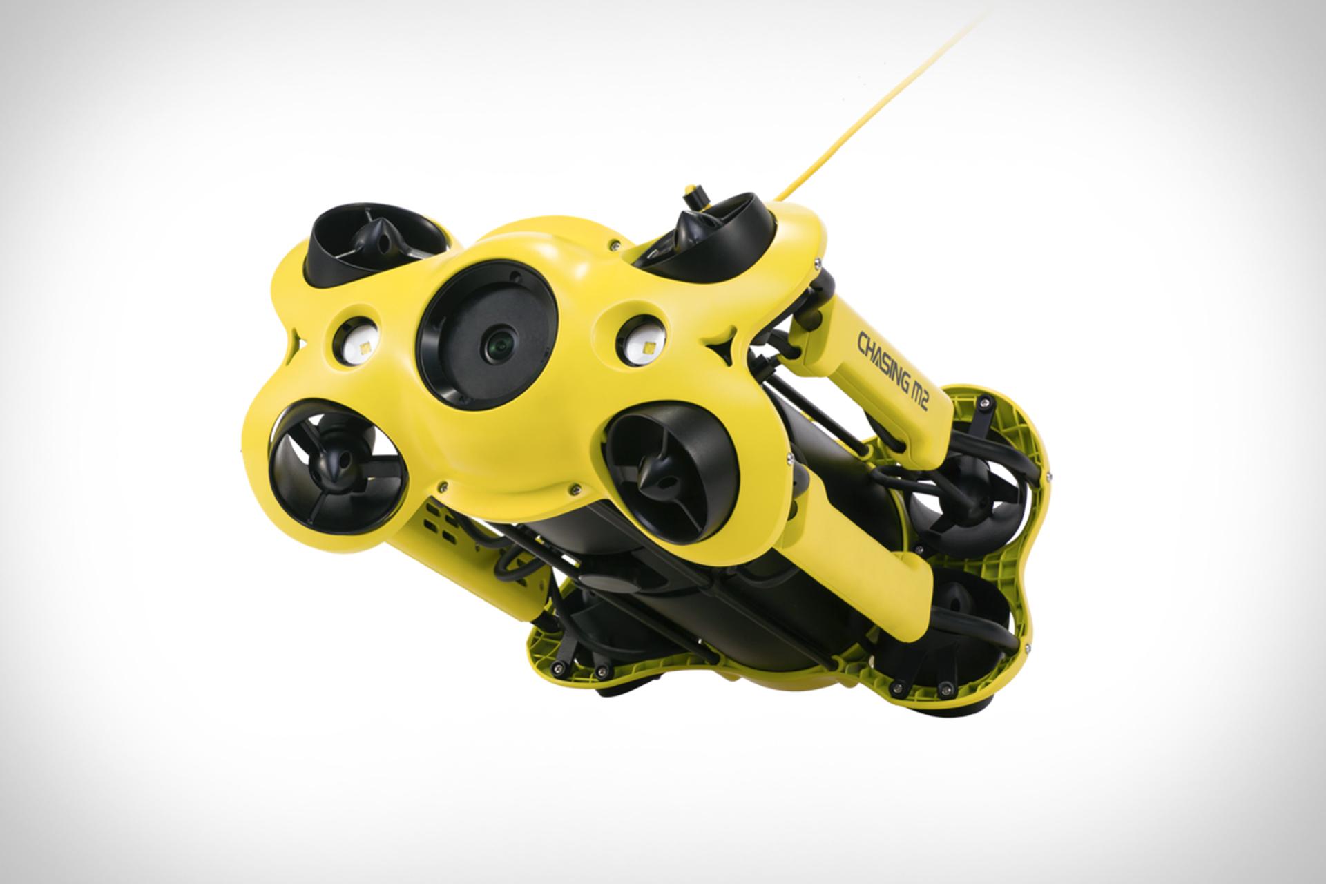 drone subaquático