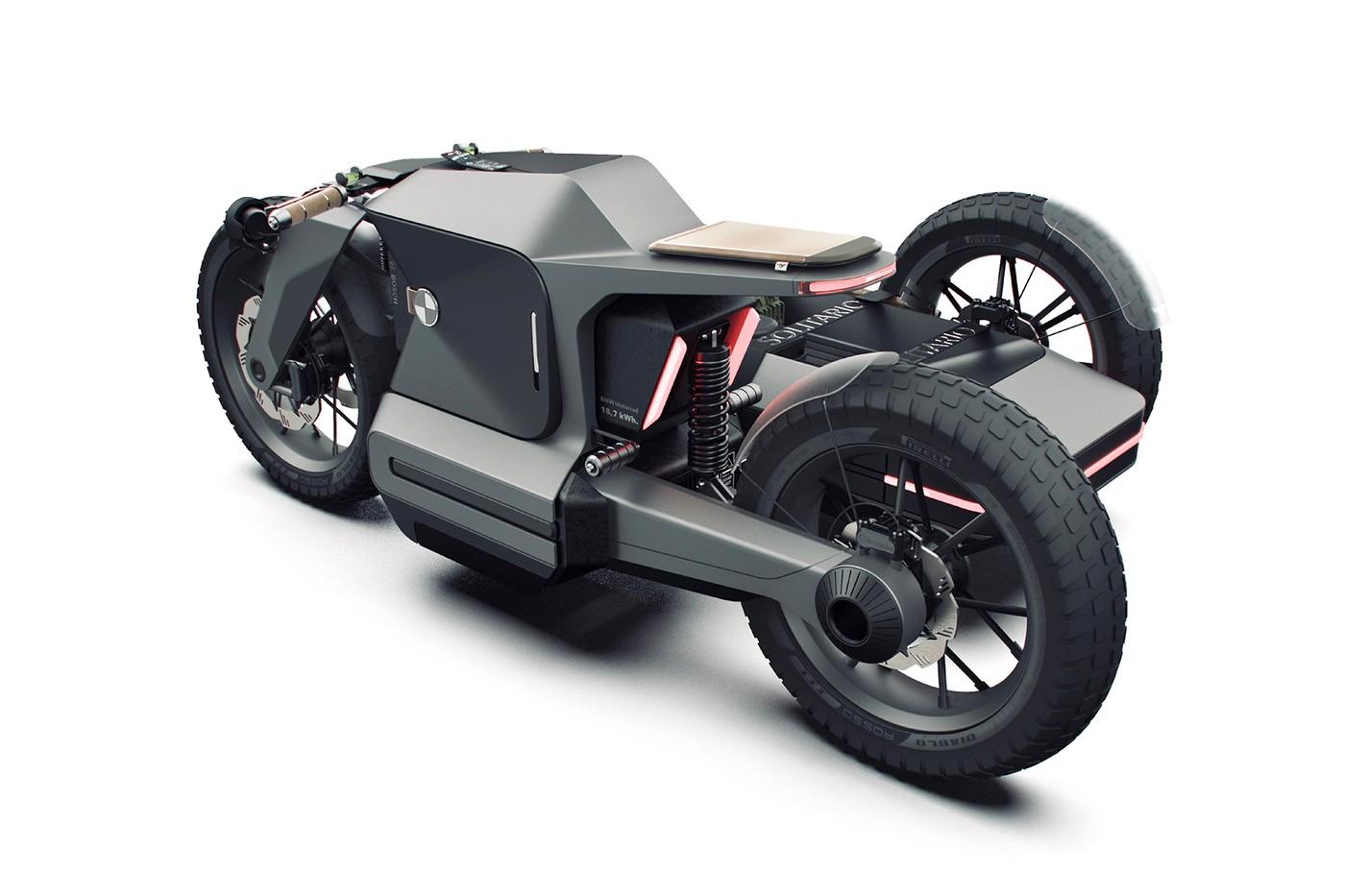 Off-Road BMW Motorrad ESMC Concept