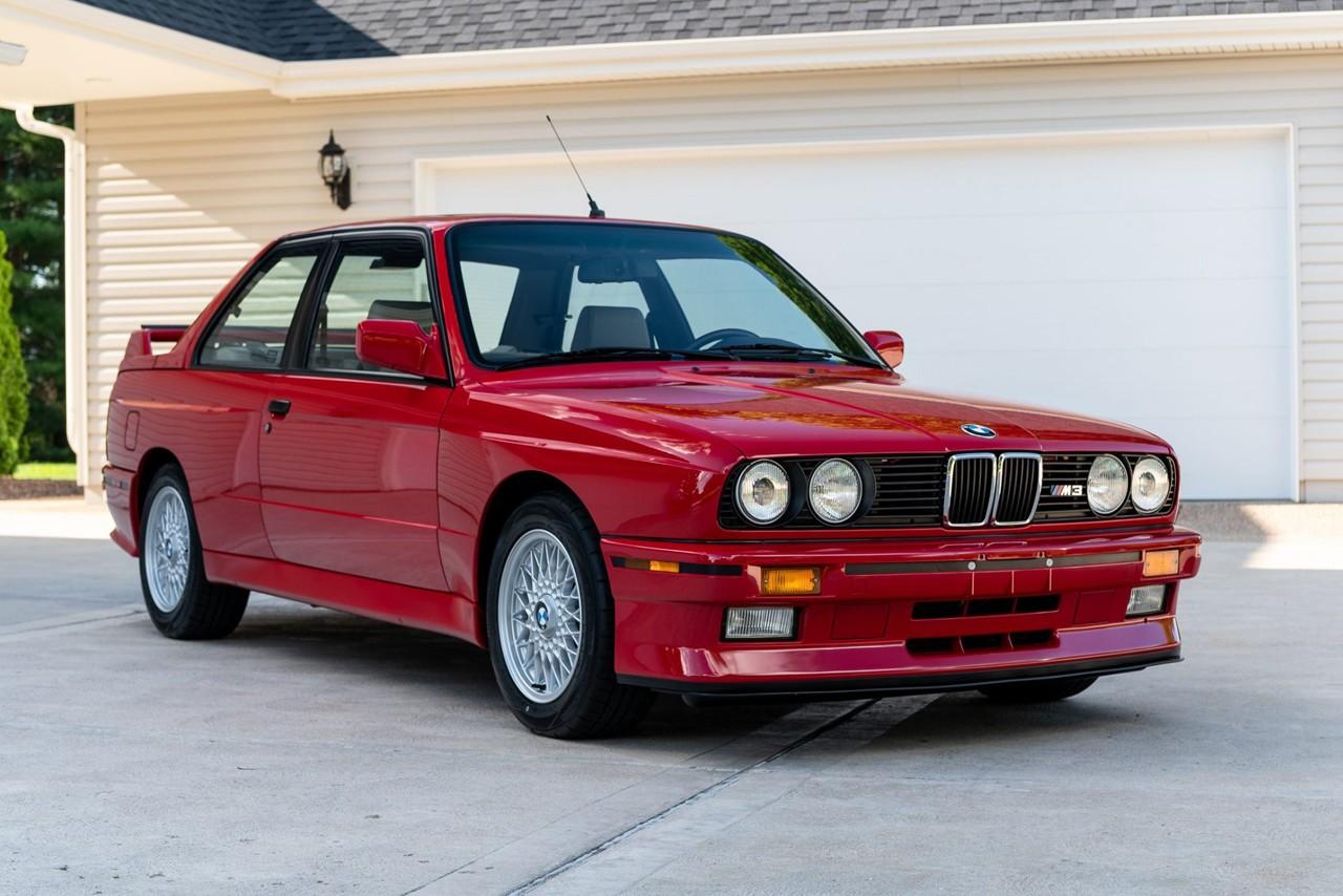BMW E30 M3s