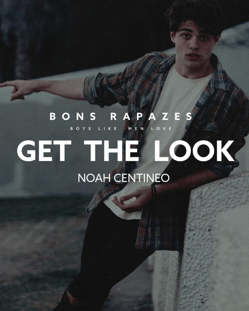 get the look noah centineo