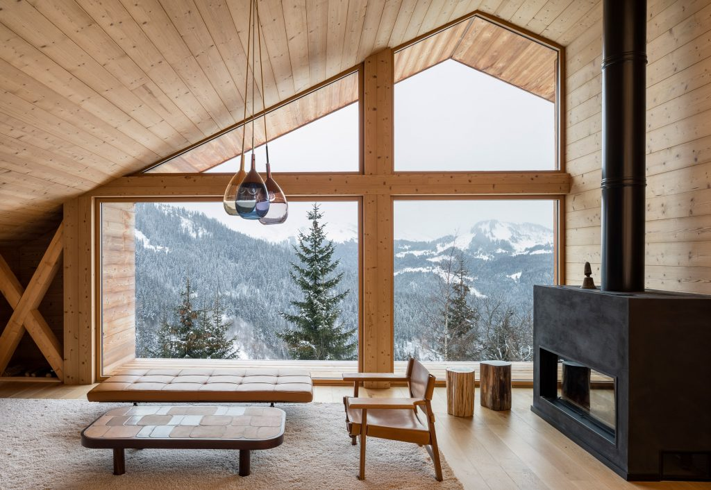mountain house studio razavi architecture