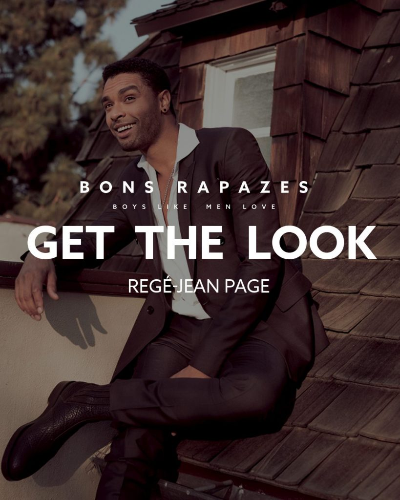 BR Get the look REGÉ-JEAN PAGE