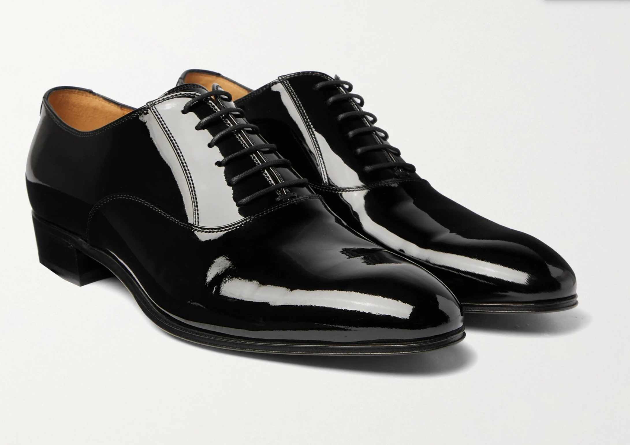 sapatos pretos oxford gucci get the look