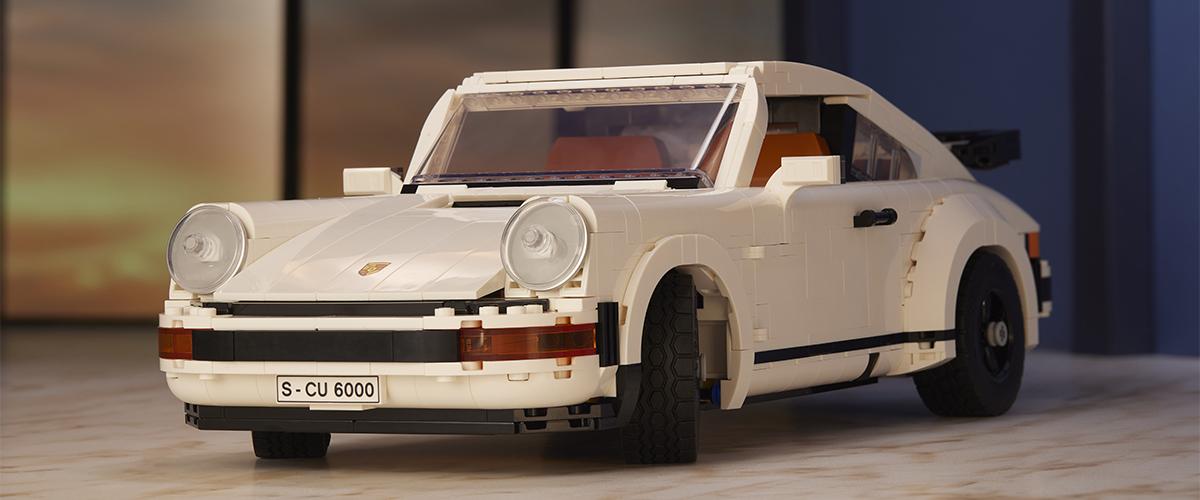 Porsche Lego