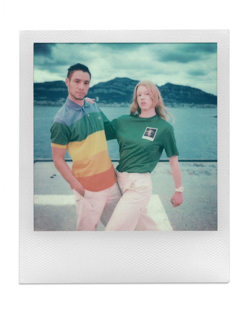 Lacoste x Polaroid 1