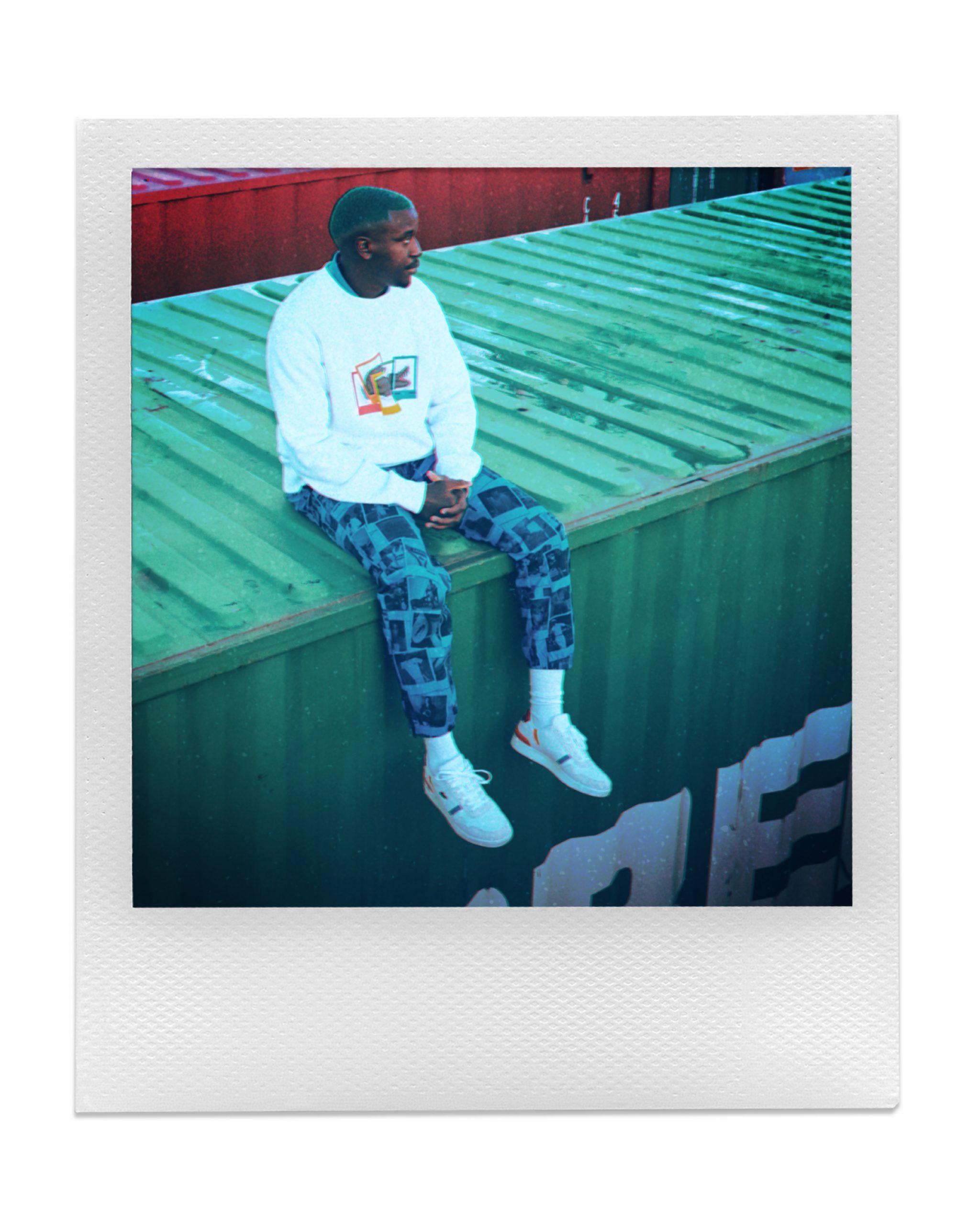 Lacoste x Polaroid 2