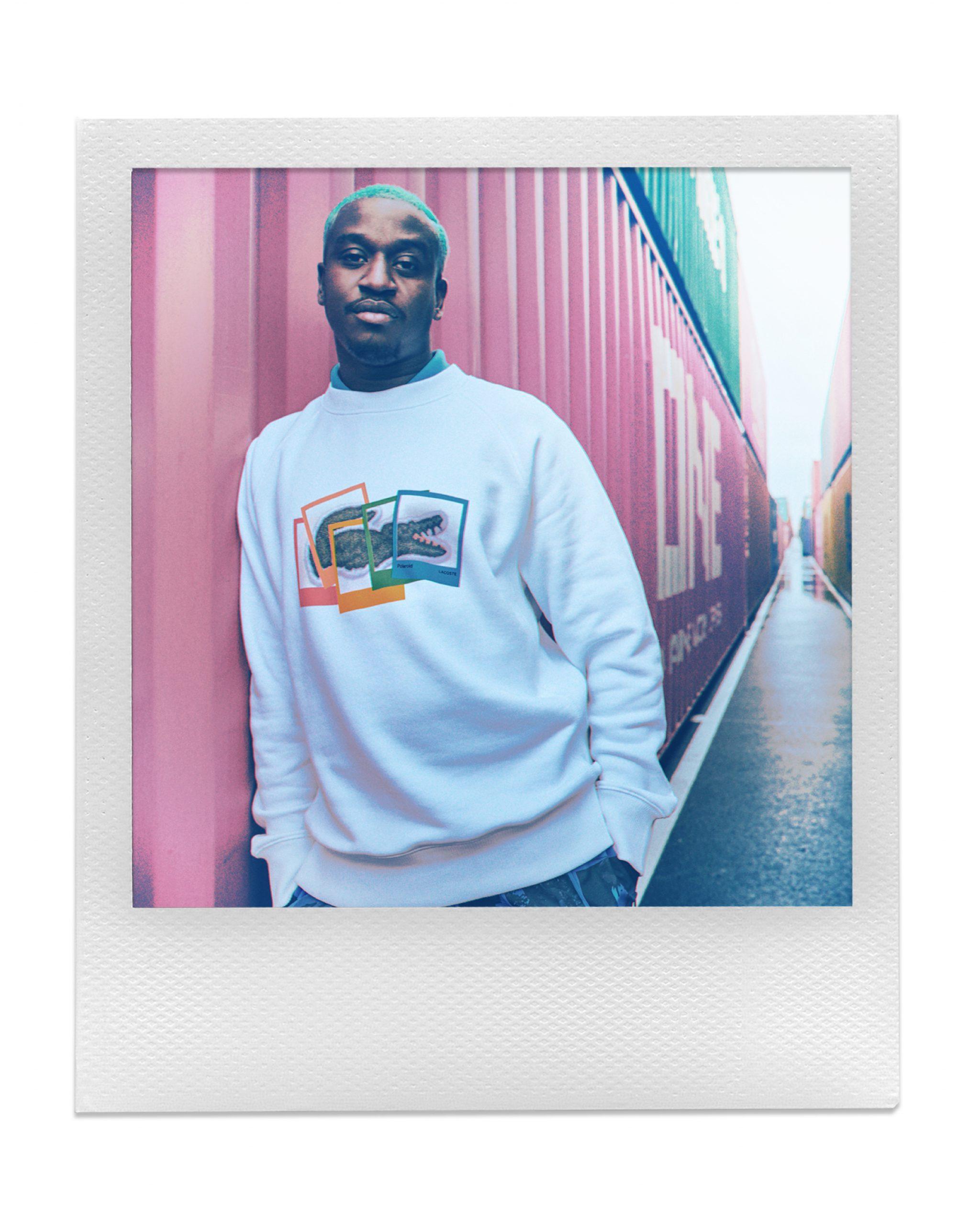 Lacoste x Polaroid 3
