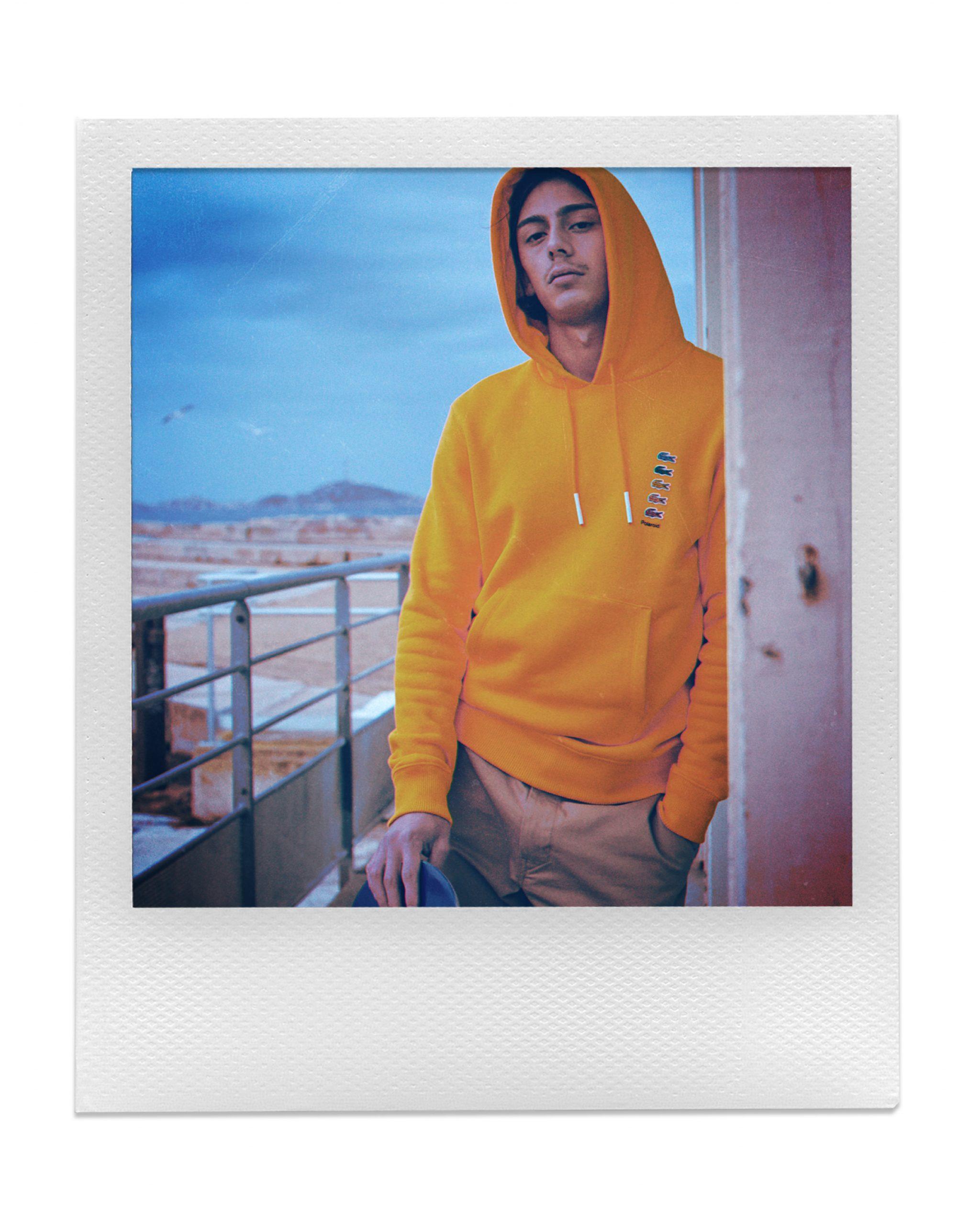 Lacoste x Polaroid 4