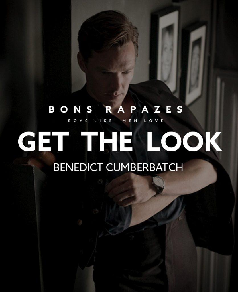 Benedict Cumberbatch, Get the look
